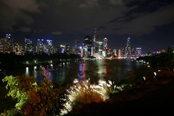 A new view of the Brisbane City scape taken from part of the second version of the auto taker